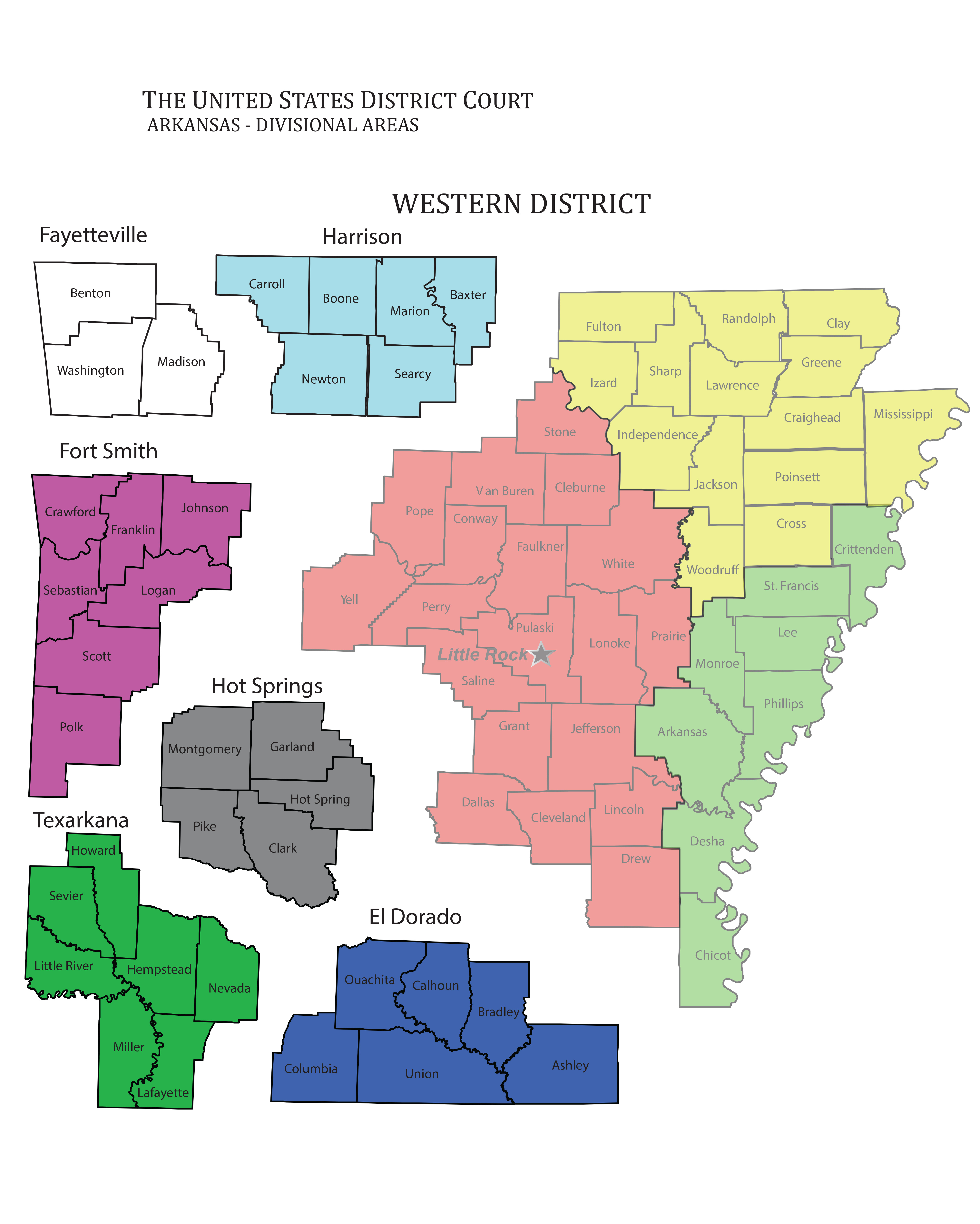 Western District Map expanded